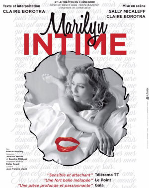 MARILYN, INTIME